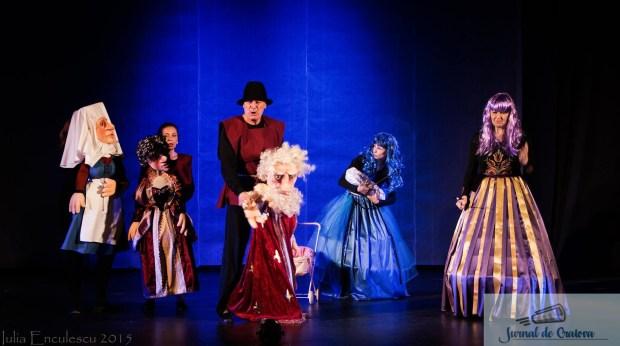 Final de saptamana la Teatrul Colibri, cu spectacolele Frumoasa din padurea adormita si Cantaretii din Bremen 2