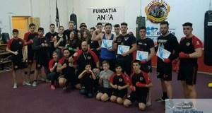 KickBox : Ionut Puca si elevii lui si-au primit Diplomele de Participare 1