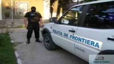 Captura mare de Heroina desoperita de politistii de Frontiera la Calafat 1