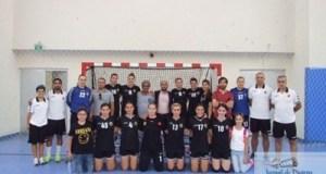 Handbal : SCM Craiova va întalni echipa Kastamonu Belediyesi GSK (Turcia) in semifinalele Cupei EHF 9