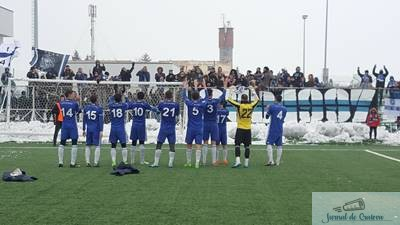 Fotbal / Liga Doljului : FC U Craiova continua drumul spre Divizia C ! FC U Craiova - A.C.S. STIINTA DANUBIUS BECHET 6-0 1