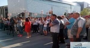Craiova a iesit azi in strada si a spus NU Koslodui! 28