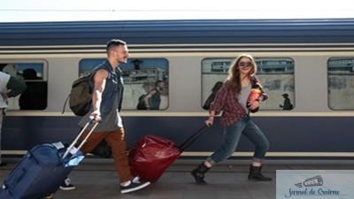 Tinerii romani vor putea circula gratuit cu trenul prin toata Europa 1