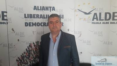 Adinel Ilinca, Vicepresedinte ALDE Dolj