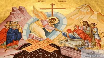 Invierea Domnului - cea mai veche sarbatoare crestina. De Paste, nimeni nu trebuie sa fie trist sau sa planga!