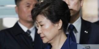 Fosta presedinta sud-coreeana a fost condamnata la 24 de ani de inchisoare!