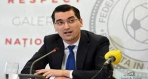 Fotbal : Razvan Burleanu rade de Ionut Lupescu dupa ce l-a UMILIT in alegeri 21