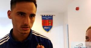Fotbal / Claudiu Balan , Fc U Craiova : A fost un meci castigat destul de usor 16