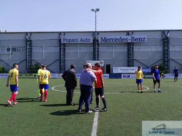 Baroul Bucuresti a castigat Cupa Unirii la Fotbal pentru avocatii romani 2