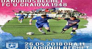 Fotbal / Liga Doljului / Play-off, Etapa a 4 a : Danubius Bechet-FC U Craiova si Dunarea Calafat-Jiul Podari 9