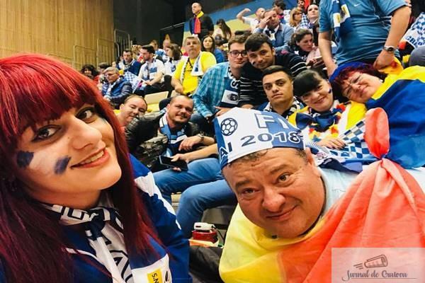 Handbal Feminin : Se anunta spectacol in tribunele Salii Polivalente la Finala Cupei E.H.F. 5