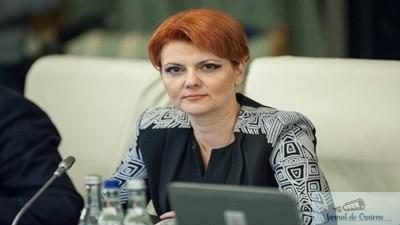 Lia Olguta Vasilescu vrea excluderi din PSD!