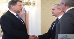 Presedintele Klaus Iohannis cere din nou demisia Vioricai Dancila 10