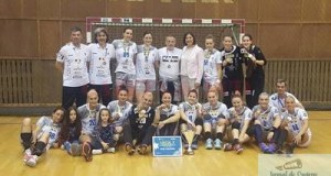 Handbal : S.C.M. Craiova, vicecampioana nationala ! H.C. DUNAREA BRAILA – S. C. M. CRAIOVA 20-21 3