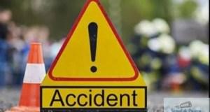 Accident in zona centrului comercial Selgros 1
