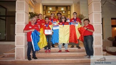 Romania, 4 medalii de aur si 2 medalii de argint la Balcaniada de matematica