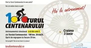 Antrenament la Craiova pentru Turul Centenarului 18