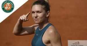 Tenis : Simona Halep a castigat turneul de la Roland Garros 11