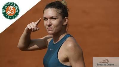 Simona Halep a castigat turneul de la Roland Garros