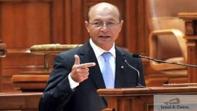 Traian Basescu, discurs EXPLOZIV in Parlament 1
