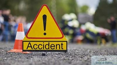 Accident auto cu victime a avut loc la iesire din Lunca Banului 1