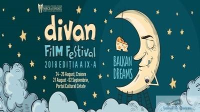 Incepe Divan Film Festival 2018: filme balcanice senzationale, concerte electrizante, teatru si demonstratii culinare de poveste 1