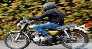 Tanar fara permis depistat cu numar fals la motocicleta in Craiova 22