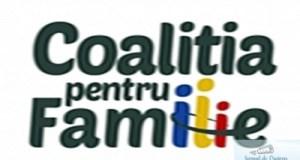 Decizie BOMBA in Coalitia pentru familie dupa esecul referendumului. 10
