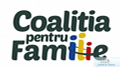Coalitia pentru Familie, iesire exploziva pe tema referendumului 1