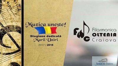 Filarmonica Oltenia continua stagiunea Muzica uneste 1