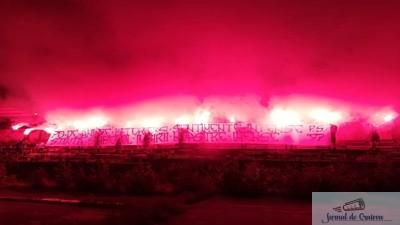 Fotbal : Peluza Sud 1997 a sarbatorit 70 de ani de la infiintarea echipei Universitatea Craiova 1