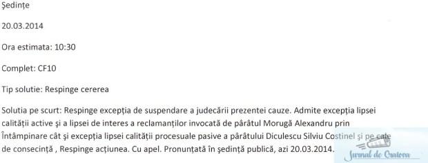 Diculescu Costinel Silviu - un rege al imobiliarelor obtinute ilegal ! 2