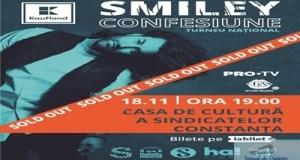 Cu 3 saptamani inaintea Turneului National Confesiune, Concertul lui Smiley din Constanta este sold out 37