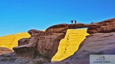 Zboruri catre Iordania, de la 32 euro dus-intors! Descopera Petra si desertul Wadi Rum ! 1
