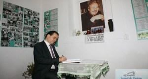 Presedintele PNL, Ludovic Orban a fost prezent ieri la Bailesti 8