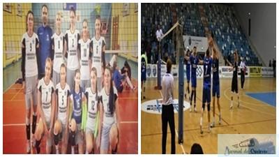 Volei : Victorie pentru echipele craiovene de volei! 1