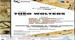 Filarmonica Oltenia Craiova : Requiem de Verdi, cu maestrul Theo Wolters la pupitrul dirijoral 1