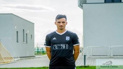 Fotbal : Claudiu Balan, golgeterul echipei Universitatea Craiova ne-a acordat un scurt interviu 1