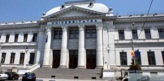 Concert de colinde la Universitatea din Craiova