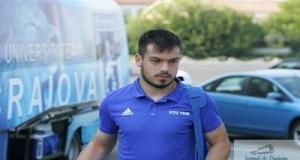 Fotbal : Portarul echipei Universitatea Craiova,Claudiu Chindris ne-a raspuns la cateva intrebari ! 7