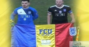 Fotbal : Universitatea Craiova va ureaza La multi ani ! 24