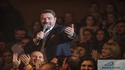 3 concerte, 12.000 de spectatori, 25 de ani de cariera, un singur nume: Horia Brenciu 1