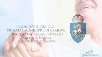 Primaria Municipiului Craiova : Programul social SOLIDARITATE 1