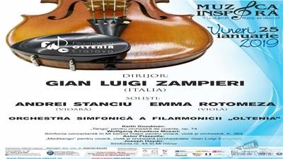 Filarmonica Oltenia Craiova : Concert Mozart/Piazzola 1