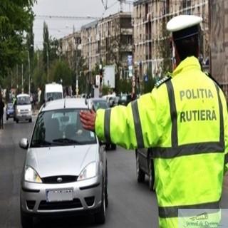 Peste 130 de amenzi aplicate pietonilor si soferilor de politistii doljeni de la Rutiera 1