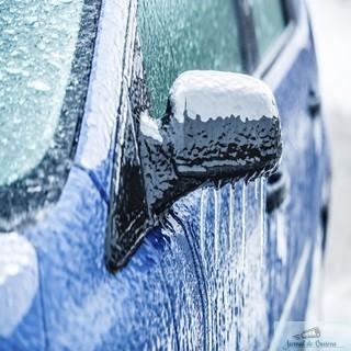 Cum dezgheti masina dupa freezing rain!