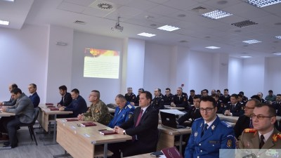 """Evaluarea activitatii Inspectoratului pentru Situatii de Urgenta """"Oltenia"""" al Judetului Dolj pe anul 2018 1"""