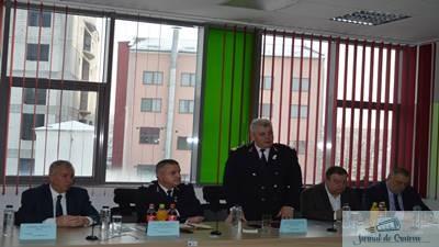 """Evaluarea activitatii Inspectoratului pentru Situatii de Urgenta """"Oltenia"""" al Judetului Dolj pe anul 2018"""
