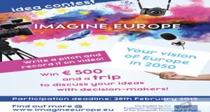 Imagine Europe: Care este viziunea ta asupra Europei in 2050? 1