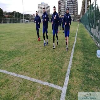 """Fotbal :  Jucatorii echipei Universitatea Craiova au trecut de proba de """"foc"""" ! Afla cine a slabit 8 kg .. 1"""